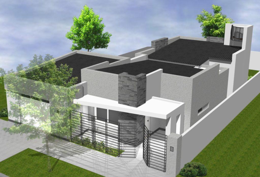 ahorrar al construir (techos de chapa)