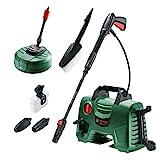 Bosch Hidrolimpiadora de gran presión EasyAquatak 120 1500W, kit para hogar y para...