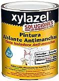 Xylazel 0860203 Pintura Aislante Antimanchas, 750 ml