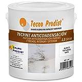 TECPINT ANTICONDENSACIÓN de Tecno Prodist - (2,3 Litros) - Pintura Anti-condensación y...