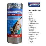 ThermaWrap - Accesorio para el aislamiento del hogar,...