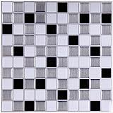 6 Piezas Ecoart Decorativos Adhesivos Para Azulejos Pegatina de pared, Azulejos de gel,...