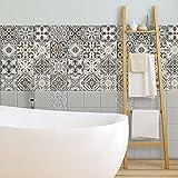 54 (Piezas) Adhesivo para Azulejos 10x10 cm - PS00025 - Horta - Adhesivo Decorativo para...