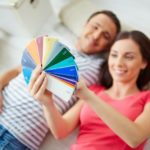 como elegir colores para pintar una casa