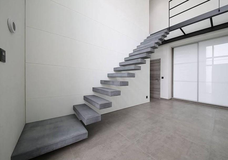 cómo diseñar una escalera