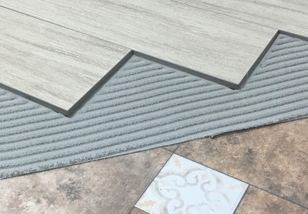 colocar piso sobre piso