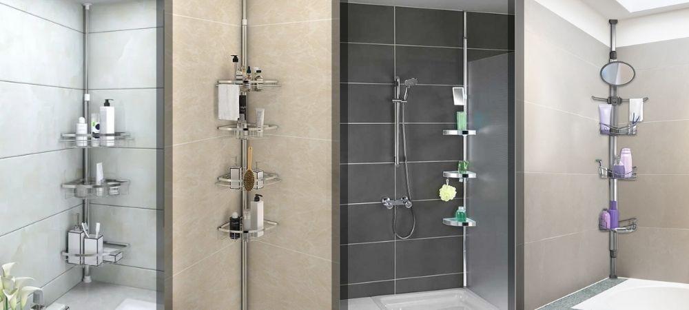 Organizadores para la ducha
