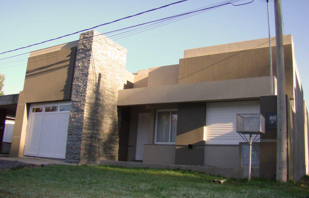 revestimiento fachada exterior