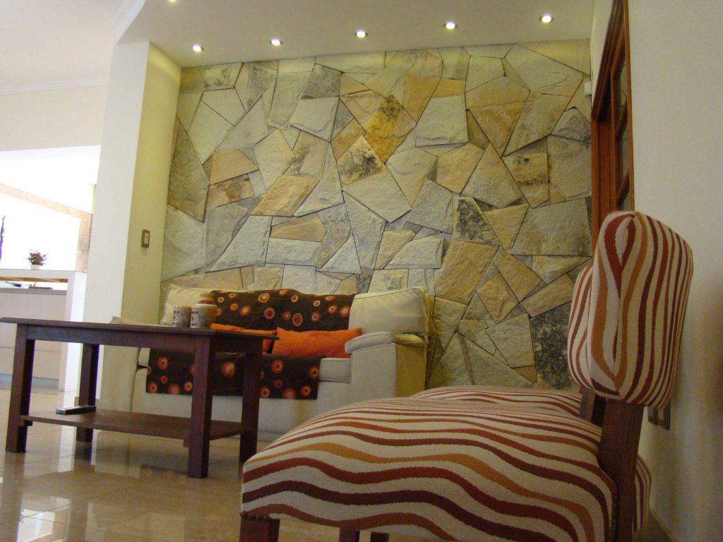 Piedras decorativas planas para interiores