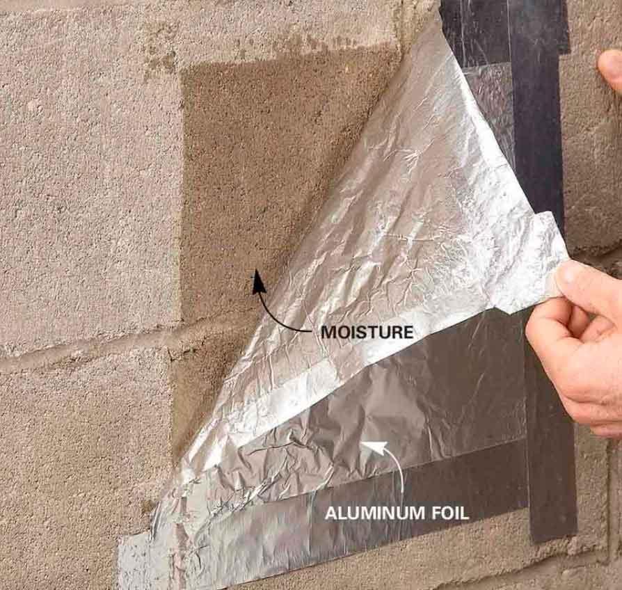 comprobar nivel de humedad en paredes