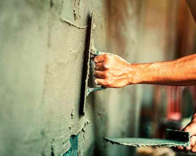 revoques para paredes