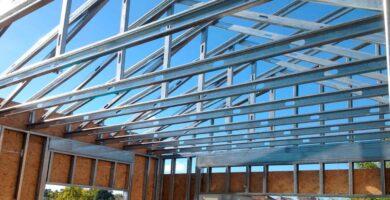 desventajas steel frame